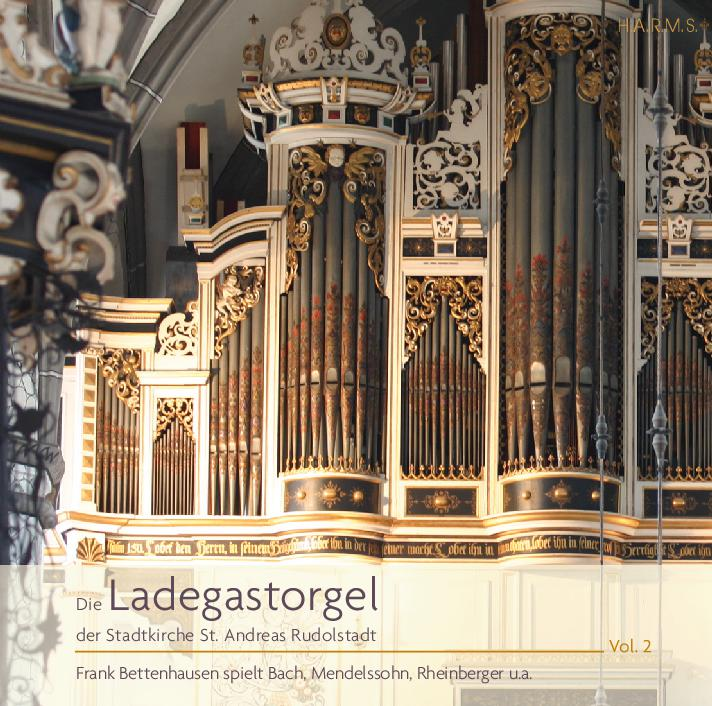 CD-Booklet Ladegast-Orgel